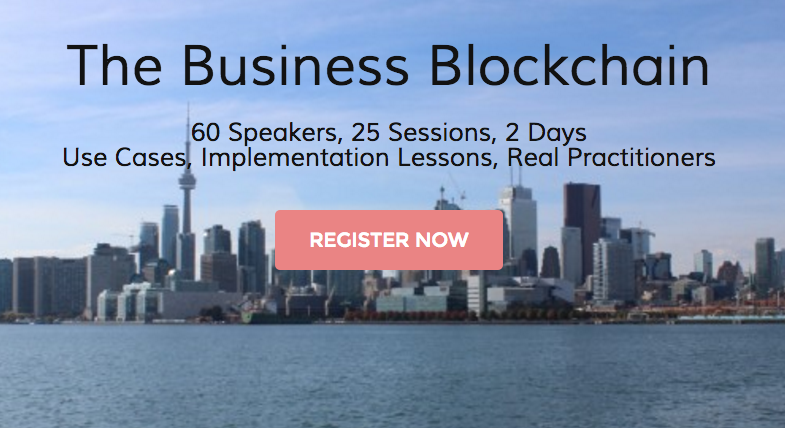 The Business Blockchain Conference