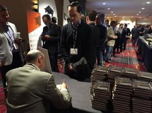 Book Signing William Mougayar
