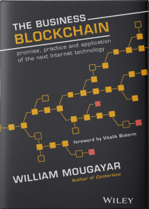 The Business Blockchain Cover Image