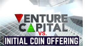 Has ICO Cryptocapital Exceeded Early Stage Venture Capital Funding? Yes.