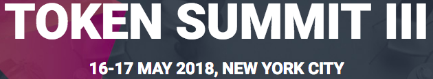 Token Summit Banner